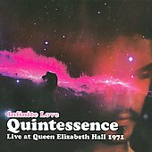 Quintessence (U.K.): Infinite Love: Live at the Queen Elizabeth