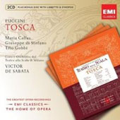 Puccini: Tosca / De Sabata, Callas, et al