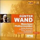Bruckner: Symphony No. 8; Schubert: Symphony No. 8