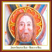 JS Bach: Mass in B minor / Lunn, Eittinger, Ullmann, Schwarz
