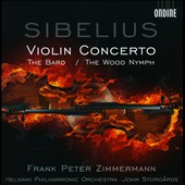 Sibelius: Violin Concerto; The Bard