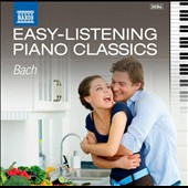 Easy Listening Piano Classics: J.S. Bach