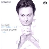 J.S. Bach: Suites Nos. 1, 4, 5