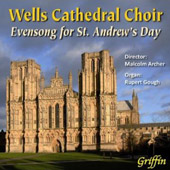 Evensong for St. Andrew's Day
