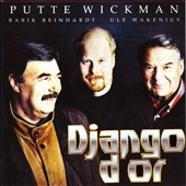Putte Wickman: Django d'Or