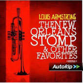 Louis Armstrong: New Orleans Stomp & Other Favorites