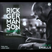Eddie Henderson/Rick Germanson: Rick Germanson Quartet Live at Smalls, Featuring Dr. Eddie Henderson [Digipak] *
