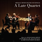 Brentano String Quartet/Angelo Badalamenti: A Late Quartet [Original Motion Picture Soundtrack]