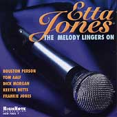 Etta Jones: The Melody Lingers On