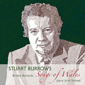 Brinley Richards (1817-1885): Songs of Wales / Stuart Burrows, tenor; John Samuel, piano
