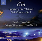 Gordon Chin: Symphony No. 3