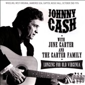 Johnny Cash: Longing for Old Virginia
