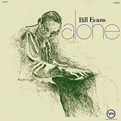 Bill Evans (Piano): Alone