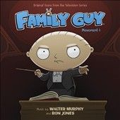 Family Guy: Movement I [Original TV Soundtrack]