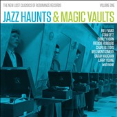 Various Artists: Jazz Haunts & Magic Vaults: The New Lost Classics of Resonance, Vol. 1 [Slipcase]