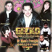 Various Artists: Mr. Miami's Freestyle Collection, Vol. 2: Gecko Records