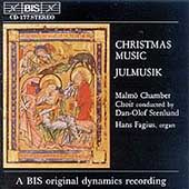 Christmas Music - Julmusik / Fagius, Stenlund, Malmo Choir