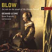 Blow: An ode on the death of Mr Henry Purcell / Lesne, et al