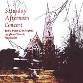 Saturday Afternoon Concert in St. Peter & St. Sigfrid