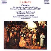 Bach: Cantatas BWV 80 & 147 / Antal, Kertesi, Nemeth, et al