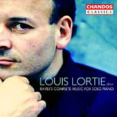 Louis Lortie plays Ravel's Complete Music for Solo Piano