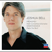 Prokofiev: Violin Sonatas & Concertos / Bell, Mustonen