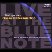 Oscar Peterson: Live at the Blue Note [Box Set]