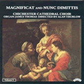 Magnificat and Nunc Dimittis Vol 2 / Chichester Cathedral