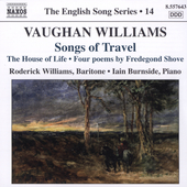 The English Song Series 14 - Vaughan Williams