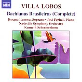 Villa-Lobos: Bachianas Brasileiras (Complete)