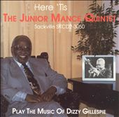 Junior Mance Quintet: Here 'Tis