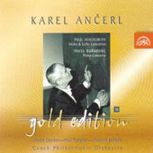 Ancerl Gold Edition 30 - Hindemith, Borkovec / Czech PO