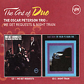 Oscar Peterson: Art of Duo/We Get Requests