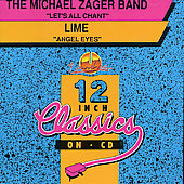 Michael Zager: Let's All Chant/Angel Eyes [Single]
