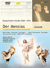 Handel: Messiah [DVD]