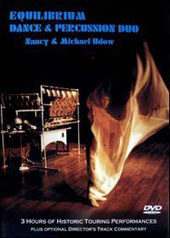 Equilibrium Dance & Percussion Duo / Nancy & Michael Udow, percussion [DVD]