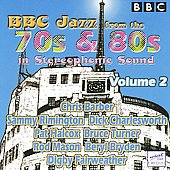 Bruce Turner: BBC Jazz from the 70's & 80's, Vol. 2 *