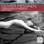 Messiaen: Catalogue d'oiseaux / Martin Zehn