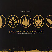 Thousand Foot Krutch: The Flame in All of Us [Limited] [Slipcase]