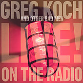 Greg Koch: Live on the Radio