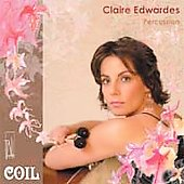Coil - Australian Percussion Works / Claire Edwardes