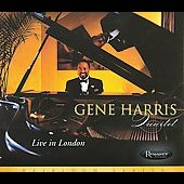 Gene Harris: Live in London [Slimline]