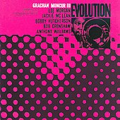 Grachan Moncur III: Evolution