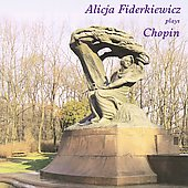 Diversions - Alicja Fiderekiewicz plays Chopin