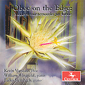Oboe on the Edge - Modern Masterworks for Oboe / Vigneau, Wingfield, Steinbach