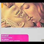 Baroque Voix\Voices Vol 28 - Vivaldi: Stabat Mater, etc / Alessandrini, Mingardo, et al