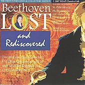 Lost & Rediscovered - Beethoven / Waldman, Meyers, et al