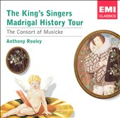 Consort of Musicke/King's Singers: Madrigal History Tour