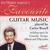 Richard Baker's Favourite Guitar Music