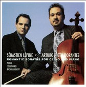Romantic Sonatas for Cello & Piano